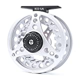 Maxcatch BLC Fly Reel Large Arbor with Diecast Aluminum Body (5/6wt 7/8wt)