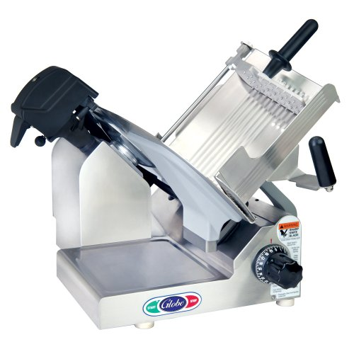 Table Top king 3600N-22060 Manual Gravity Feed Meat Slicer with 13