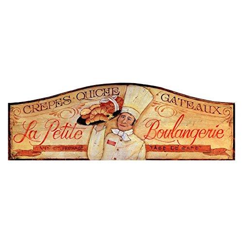 Boulangerie Wall Art - 32W x 11H (11h Sign)