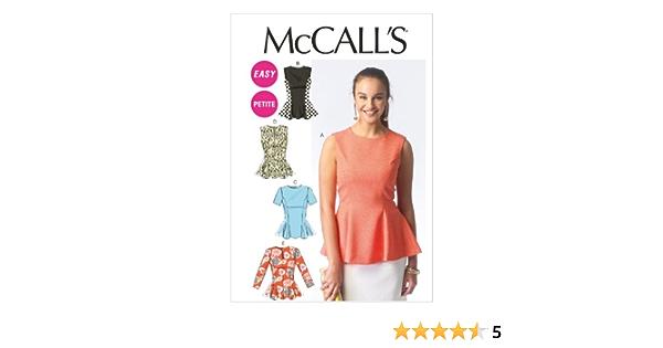 Size AX5 McCalls Patterns M5523 Misses//Miss Petite Skirts 4-6-8-10-12
