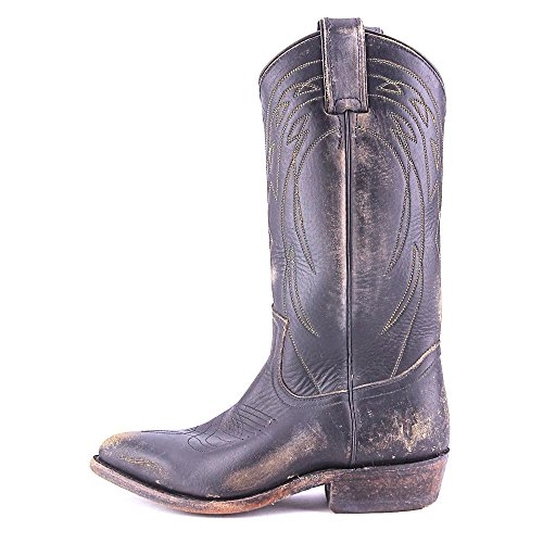 Frye Womens Billy Cognac Pull On Boot Stivaletto - 78161-cog Nero
