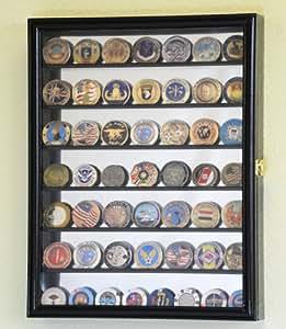 Amazon Com Mirrored Back Military Challenge Coin Display