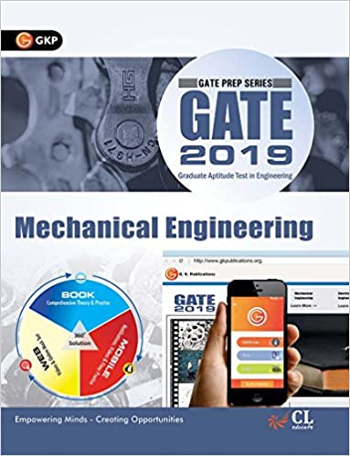 Buy Gate Guide Mechanical Engineering 2019 Book Online at