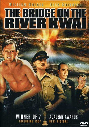 The Bridge on the River Kwai (Alec Guinness Bridge On The River Kwai)