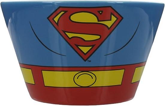 Cuenco Superman - Disfraz Clasico: Amazon.es: Juguetes y juegos