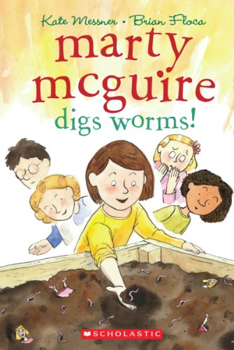 Marty McGuire Digs Worms! - Audio Library Edition (Marty McGuire (Audio))