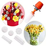 mold fruit - CARETHYS New Creative Plastic Cake Cookie Vegetable Fruit Shape Cutter Slicer Veggie Mold Set DIY Decorating Tools