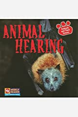 Animal Hearing (Animals and Their Senses) Paperback