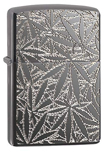 Zippo Piled High Pocket Lighter