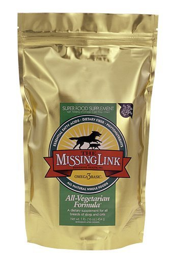 Designing Health, Inc. Missing Link AllVegetarian for Dogs and Cats (1 lb.)