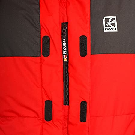 Amazon.com: Bask Down Jacket Khan Tengri V7 Extreme Cold ...