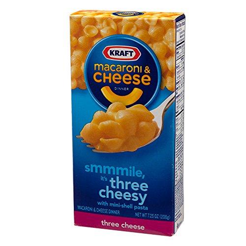 kraft 3 cheese macaroni - 9