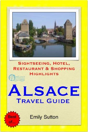 Amazoncom Alsace Region France including Strasbourg Travel