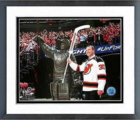 Amazon Com Martin Brodeur New Jersey Devils Nhl Retirement Photo