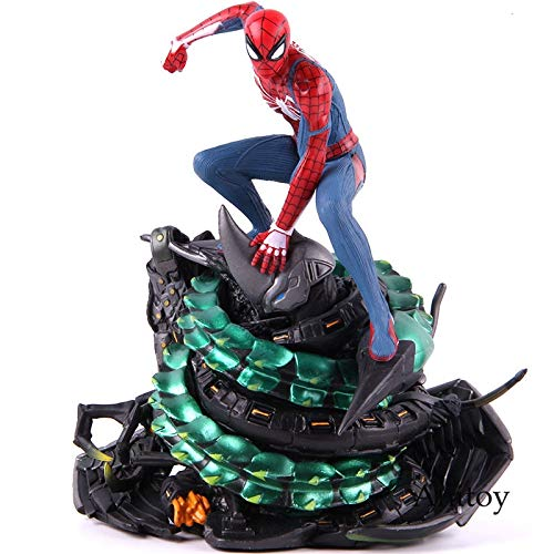 hvc Marvel Limited PS4 Spider-Man Collectors Edition Spiderman Figure Action PVC Statue Collectible Model Toy