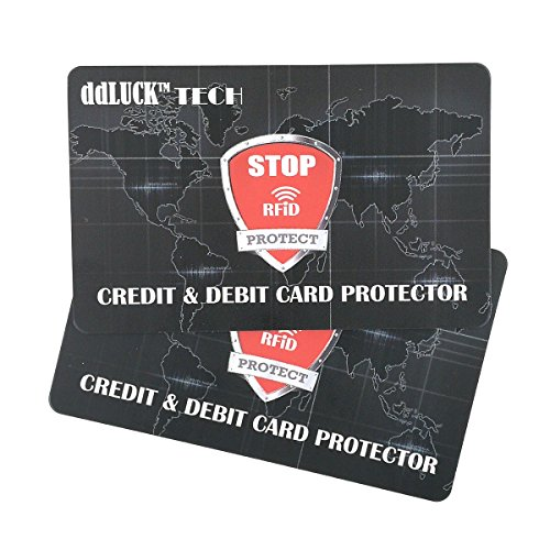 ddLUCK Credit Debit Card Protector product image