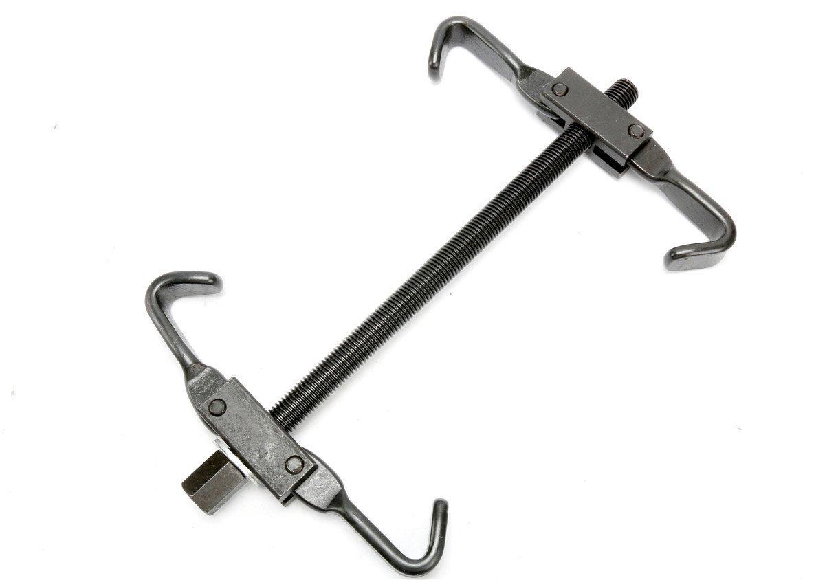 Tensor de muelle 185 mm hasta 380 mm FreeTec Compresor de Muelles de Amortiguaci/ón con herramientas