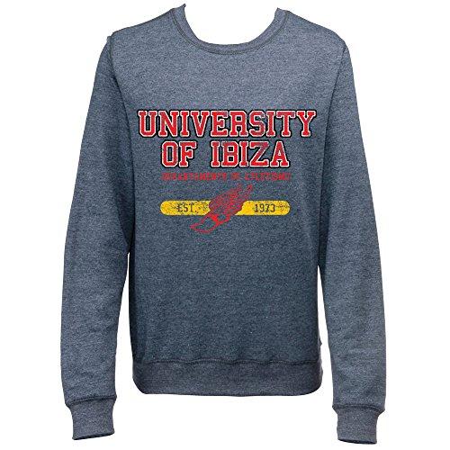 University of Ibiza: Departamento de Atletismo Jersey de punto ligero mujer Marga Marino