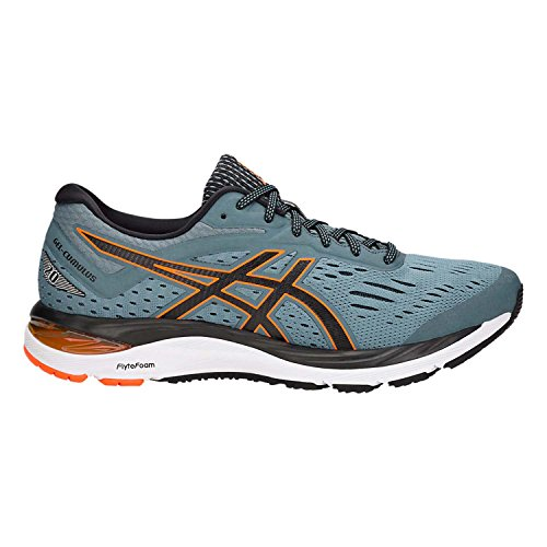 ASICS Gel-Cumulus 20 Men's Running Shoe Iron Clad/Black 12 D(M) US