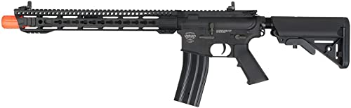 Valken Alloy Series M4 AEG Airsoft Rifle, 6mm, MKIII