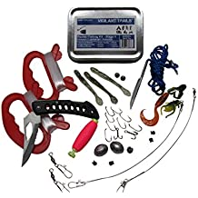 Vigilant Trails Pocket / Survival Fishing Kit - Stage II