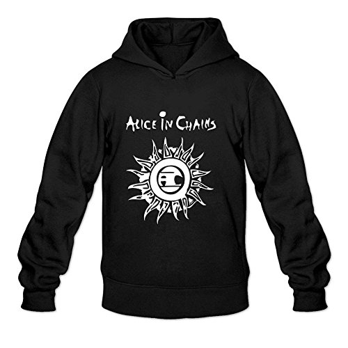 Annehoney Alice in Chains poster 2016 fashion Men's Hoodie Sweatshirt - Hottest Men Metal In
