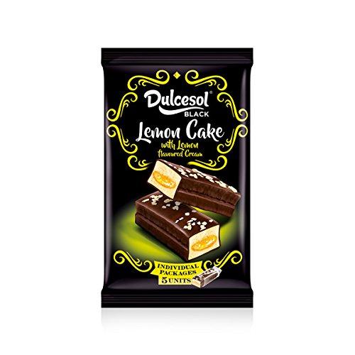 DULCESOL - Lemon Cake - 5 unidades