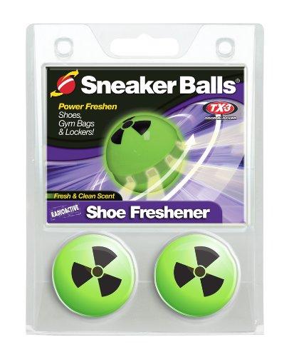 Giants Clean Out Lockers: Sole Sneaker Balls Shoe Locker Deodorizer