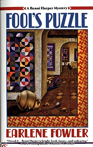 Fool's Puzzle (Benni Harper Mystery)