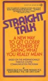 Straight Talk, Sherod Miller and Dan Wackman, 0892561432