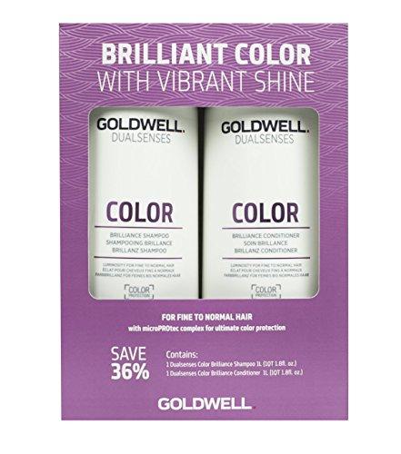 Goldwell Dualsenses Color Shampoo & Conditioner Duo (33.8 oz ()