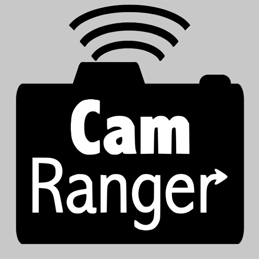 (CamRanger: Wireless DSLR Camera Control)