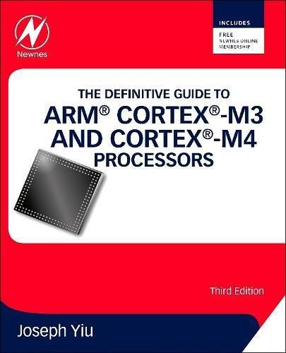 Price comparison product image The Definitive Guide to ARM Cortex-M3 and Cortex-M4 Processors