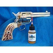THE ULTIMATE 100%-synthetic oil for handguns, SUPERIOR lubrication and corrosion prevention for all pistols, Liquid Bearings!!