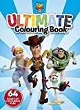 Toy Story 4: Ultimate Colouring Book (Disney-Pixar)