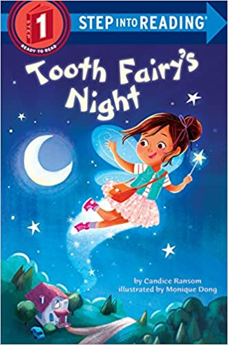 what does the tooth fairy look like