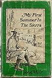 My First Summer in the Sierra, John Muir, 0910220344