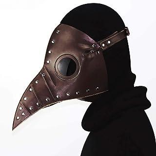 Maschera di Halloween Decorazione, Peste Lungo Uccello Bocca del Medico Dance Mask, 31Cm × 25 Centimetri × 24Cm, Stage Performance Abbigliamento con Festa Partito Cosplay Nuovo