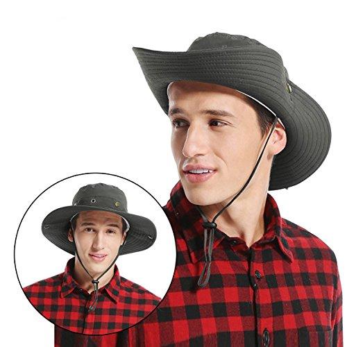 d1dbddb1bd5 GOOD CHOICE EINSKEY Mens Cowboy Sun Hat