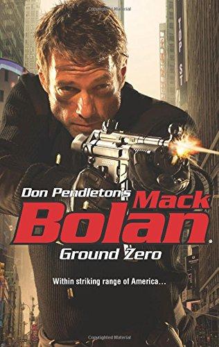 book cover of Ground Zero