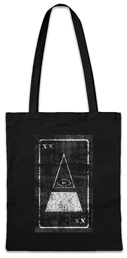 Urban Backwoods Tarot The Eye of Illuminati Bolsas de la ...