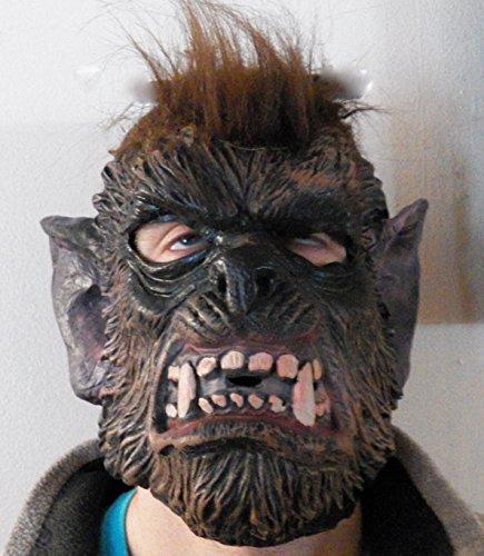 Werewolf Mask Costume
