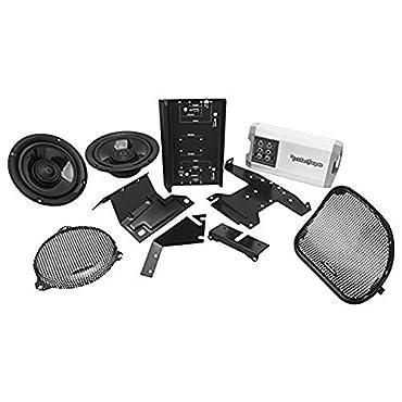 Rockford Fosgate Harley Davidson Street & Road Glide Audio Kit (HD14-TKIT)