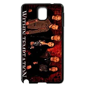 Samsung Galaxy Note 3 Phone Case Within Temptation F5K7109