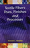 img - for Textile Fibers, Dyes, Finishes And Processes book / textbook / text book