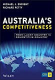 img - for Australia's Competitiveness: From Lucky Country to Competitive Country book / textbook / text book