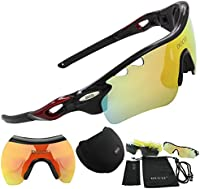 Duco POLARIZED Sports Sunglasses Cycling Glasses