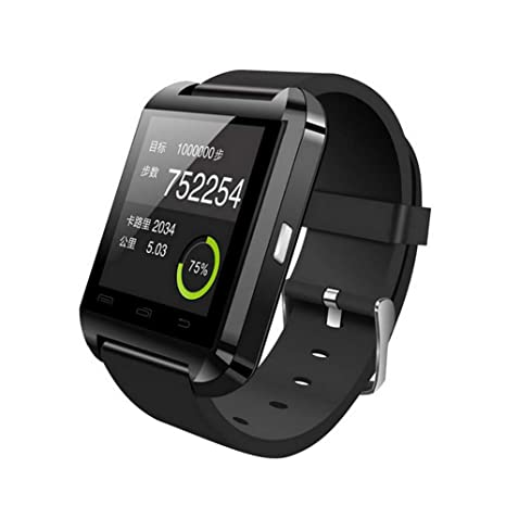 Amazon.com : Finance Plan Hot U8 Fitness Tracker Heart Rate ...