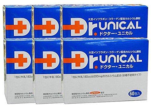 ドクターユニカル 顆粒 1箱(60包入り) 医療機関 相談薬局専売品 (3箱) B01N958HS2 3箱  3箱