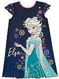 Disney Girls' Frozen Nightdress Size 5 Multicolored